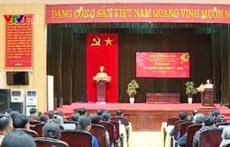 Đồng chí Trương Thị Mai thăm, tặng quà Tết tại Hưng Yên
