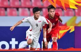 U23 Việt Nam 1–2 U23 CHDCND Triều Tiên: Dừng bước ngay từ vòng bảng!