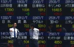 Chứng khoán châu Á tăng điểm sau thông tin về kinh tế Trung Quốc