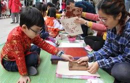 Hà Nội: Tìm hiểu văn hoá Tết Thái Bình tại bảo tàng Dân tộc học
