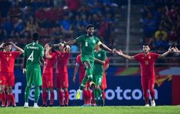 U23 Ả-rập Xê-út 1-0 U23 Thái Lan: Chủ nhà dừng bước, U23 Ả-rập Xê-út tiến vào bán kết VCK U23 châu Á 2020