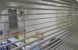 Những đứa trẻ chưa được ra viện vì thiếu máu nhóm A