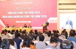 Thủ tướng: Ban Kinh tế TƯ cần đề xuất xử lý nhiều vấn đề chiến lược