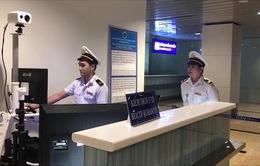 Sân bay Cam Ranh đặt thêm 3 máy đo thân nhiệt, phòng bệnh viêm phổi cấp