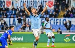 Vòng 20 Serie A: Lazio và Fiorentina thắng ấn tượng!