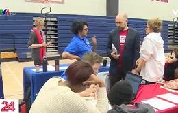 Hội chợ trợ giúp người dân ở thủ đô nước Mỹ