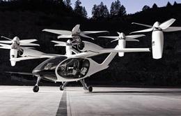 """Toyota """"chơi lớn"""" với dự án ô tô bay"""