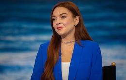 Vừa trở lại, Lindsay Lohan đã chuẩn bị cho album mới