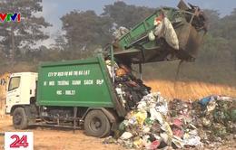 Đà Lạt mòn mỏi chờ nhà đầu tư xây dựng khu xử lý rác