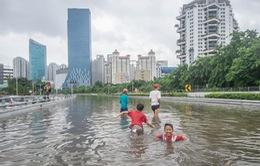 Lũ lụt nghiêm trọng ở Indonesia, 9 người thiệt mạng