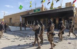 Mỹ cử thêm 750 binh lính tới Iraq sau cuộc tấn công vào đại sứ quán