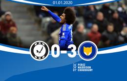 Newcastle 0-3 Leicester City: Chiến thắng quan trọng, giữ vị trí thứ 2 Ngoại hạng Anh