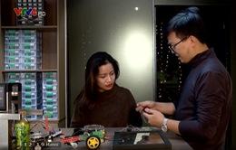 9x đam mê sáng tạo tai nghe made in Vietnam