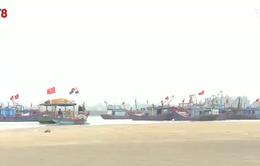 Ngư dân Hà Tĩnh ra khơi đầu năm mới