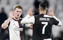 """De Ligt """"nổ"""" Juventus là đội hùng mạnh bậc nhất châu Âu"""
