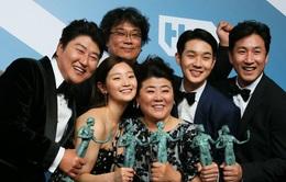 """""""Ký sinh trùng"""" thắng lớn tại lễ trao giải SAG Awards 2020"""