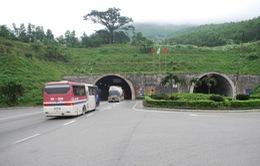 Hầm Hải Vân tăng giờ hoạt động dịp Tết