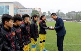 Phó Chủ tịch VFF Trần Quốc Tuấn: Vòng loại thứ 3 Olympic 2020 là giải đấu rất quan trọng của ĐT nữ Việt Nam