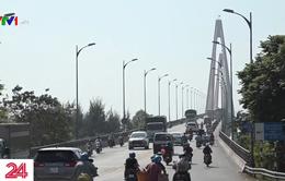 Cầu Rạch Miễu thông thoáng bất ngờ