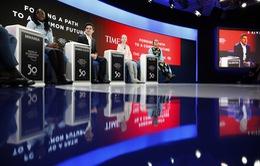 Diễn đàn Davos 2020: Châu Âu kêu gọi phát triển bền vững