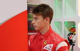 Em trai Charles Leclerc gia nhập học viện trẻ của Ferrari