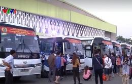 TP.HCM tiễn hơn 40.000 công nhân về quê đón Tết