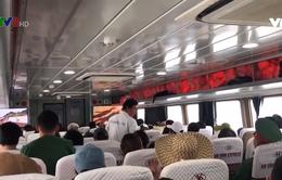 Quảng Ngãi: Tăng cường vận tải Tết tuyến Sa Kỳ - Lý Sơn