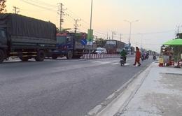 Điểm đen giao thông ĐT825 đã được giải quyết