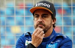 Fernando Alonso chia tay vai trò đại sứ của đội đua McLaren