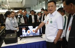 Xác nhận bệnh nhân người Thái Lan đầu tiên mắc bệnh viêm phổi cấp
