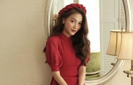 Phương Khánh hoá tiểu thư ngọc ngà trong bộ ảnh áo dài Tết