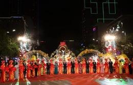 Khai mạc đường hoa Nguyễn Huệ Tết Canh Tý 2020