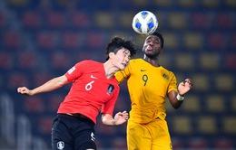 [KT] U23 Australia 0-2 U23 Hàn Quốc: Chiến thắng xứng đáng cho U23 Hàn Quốc