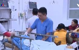 Các bệnh viện trực 24/24 giờ trong Tết