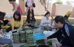 Tết Việt sẻ chia tại Trung Đông
