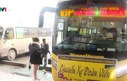 Chuyến xe đoàn viên từ Bến xe Mỹ Đình về Lào Cai