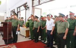 Tổ chức lễ truy điệu cảnh sát khu vực ở Cần Thơ hy sinh vào chiều 30 Tết