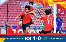 U23 Hàn Quốc 0-0 U23 Ả-rập Xê-út: Jeong Tae-Wook ghi bàn duy nhất, U23 Hàn Quốc giành chức vô địch!