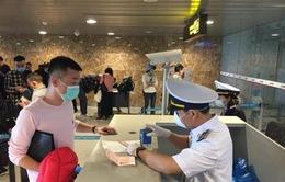 Áp dụng tờ khai y tế với khách Hàn Quốc nhập cảnh vào Việt Nam