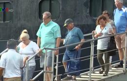 Đà Nẵng đón hơn 1.200 du khách đường biển