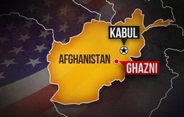 Rơi máy bay ở Afghanistan