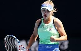 Sofia Kenin lần đầu vào bán kết Australia mở rộng