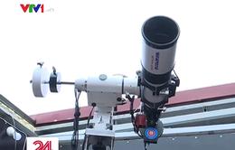 Xây dựng đài thiên văn tại gia