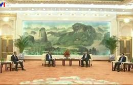 WHO và Trung Quốc thảo luận về dịch viêm phổi cấp