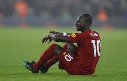 Sadio Mane nghỉ thi đấu trận gặp West Ham