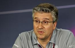 Renault chính thức bổ nhiệm Pat Fry vào chức vụ giám đốc kỹ thuật