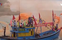 Quảng Ngãi: Hàng trăm tàu cá ra khơi bám biển đầu năm