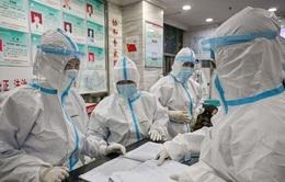 Mổ sinh thành công sản phụ nghi nhiễm virus nCoV-2019