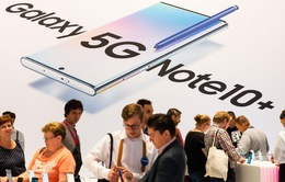 Samsung thống trị thị trường smartphone 5G