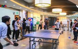 Giải bóng bàn quốc tế Chung-Ang 2019 cho sinh viên Việt Nam